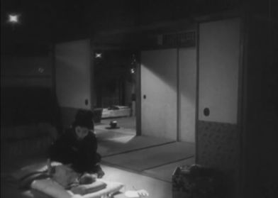 Les Contes des chrysanthèmes tardifs, Kenji Mizoguchi 1939 Zangiku monogatari Shochiku (8)_saveur