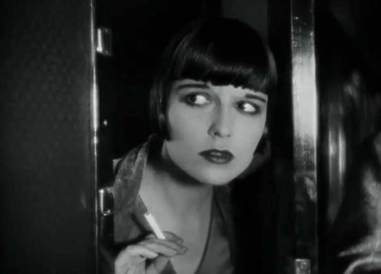 Louise Brooks dans Loulou, Georg Wilhelm Pabst (1929) Nero-Film AG