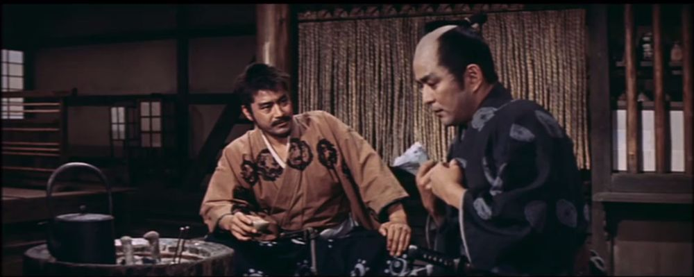 47 Ronins (Chûshingura), Hiroshi Inagaki 1962 Toho Company (1)_saveur