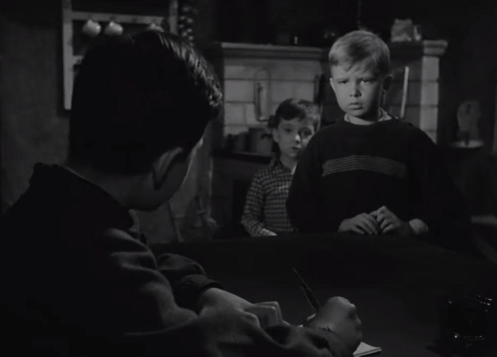 Certificat de naissance, Stanislaw Rózewicz 1961 Swiadectwo urodzenia P.P. Film Polski (9)_saveur