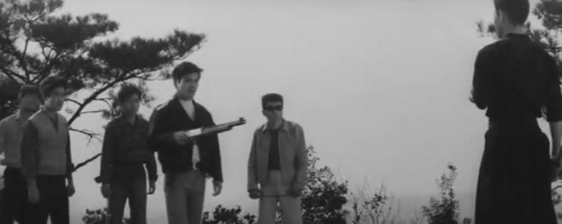 Le Sabre, Kenji Misumi 1964 Ken Daiei Studios (2)_saveur