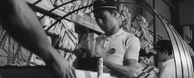 Le Sabre, Kenji Misumi 1964 Ken Daiei Studios (5)_saveur