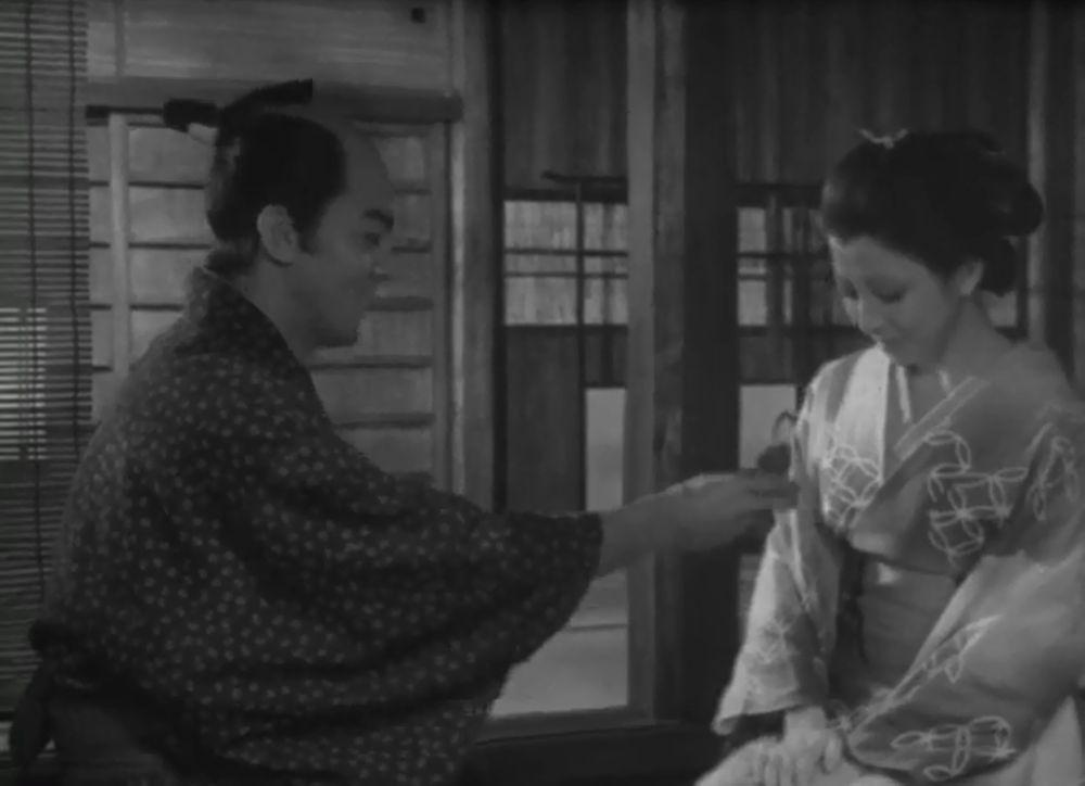 Night Drum, Tadashi Imai 1958 Yoru no tsuzumi Shochiku (2)_saveur