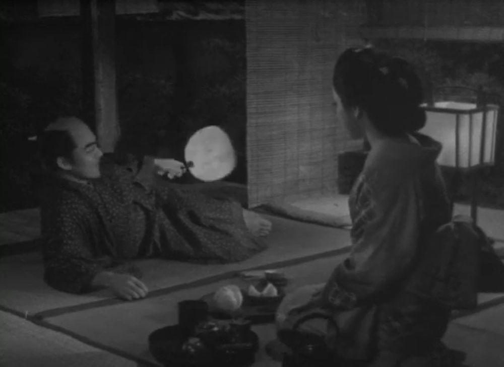 Night Drum, Tadashi Imai 1958 Yoru no tsuzumi Shochiku (3)_saveur