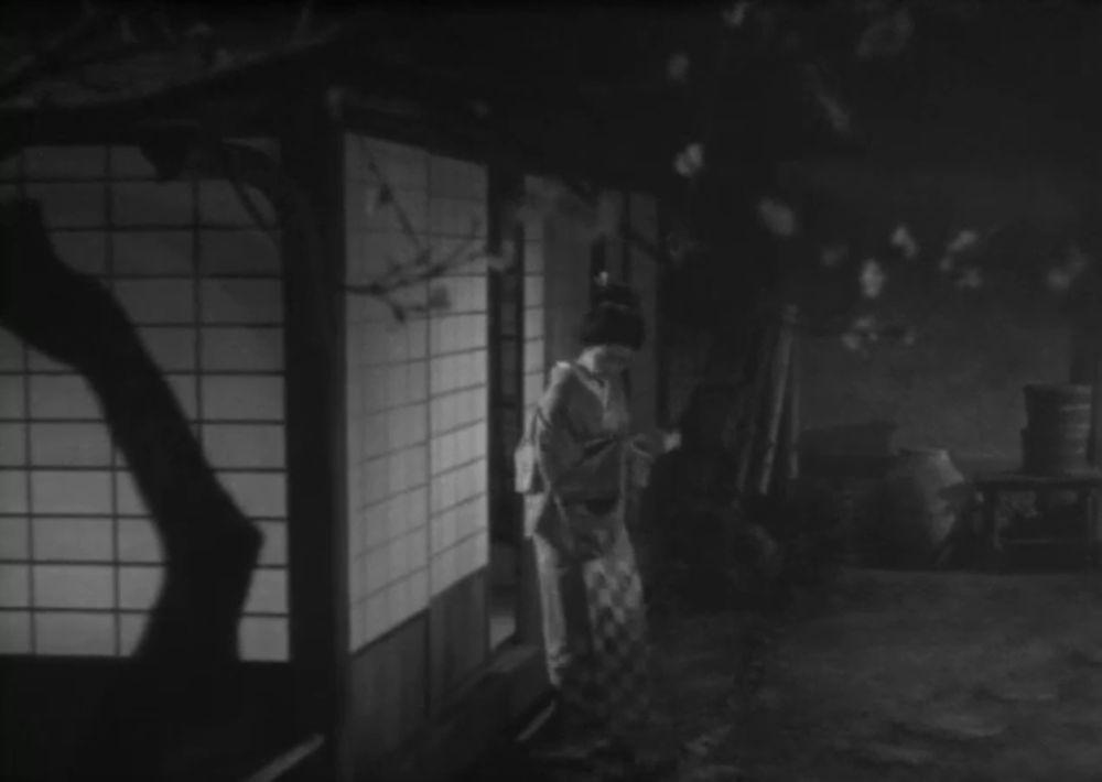 Night Drum, Tadashi Imai 1958 Yoru no tsuzumi Shochiku (4)_saveur