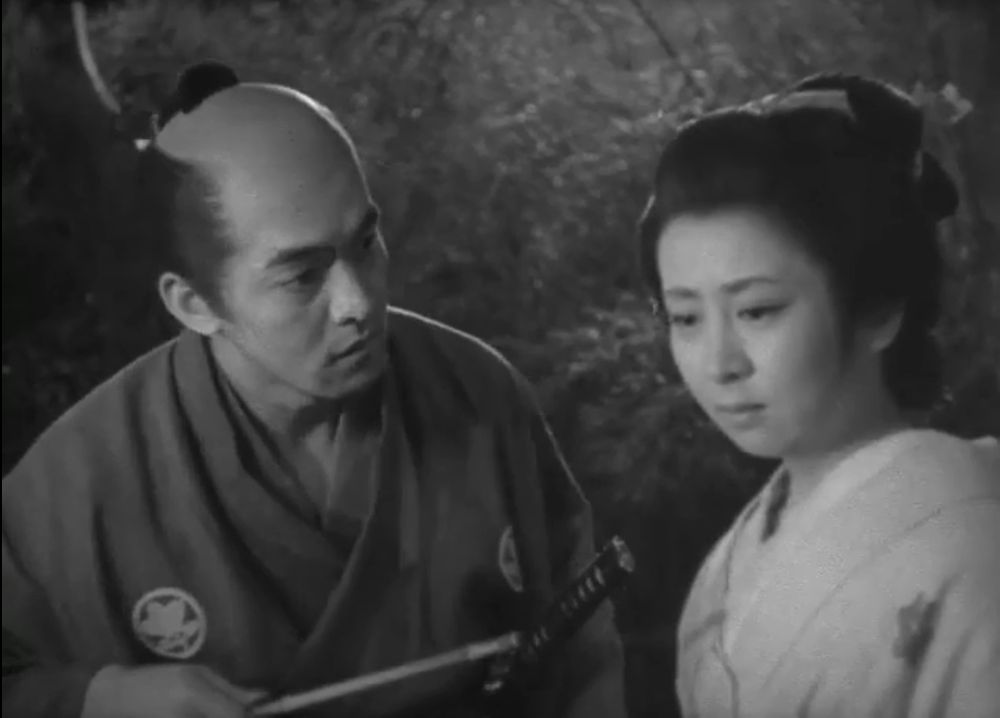 Night Drum, Tadashi Imai 1958 Yoru no tsuzumi Shochiku (5)_saveur