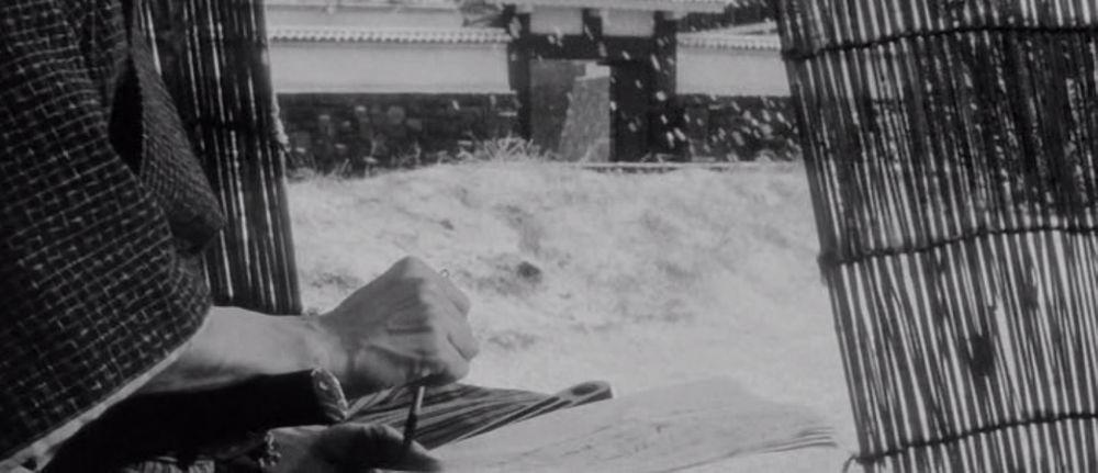 Samouraï, Kihachi Okamoto 1965 Mifune Productions Co. Ltd., Toho Company (1)_saveur