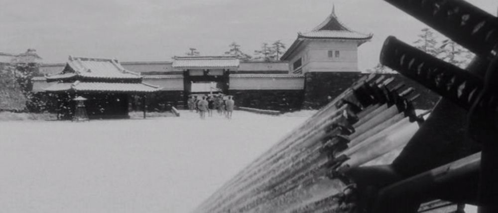 Samouraï, Kihachi Okamoto 1965 Mifune Productions Co. Ltd., Toho Company (2)_saveur