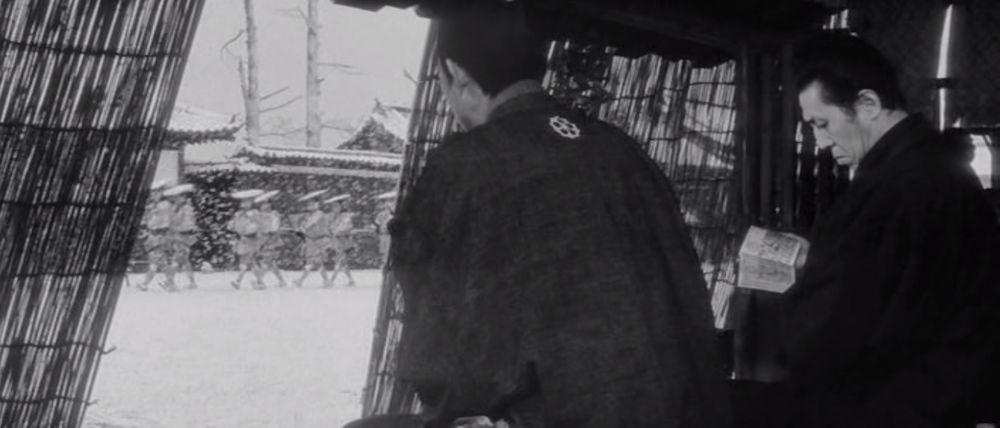Samouraï, Kihachi Okamoto 1965 Mifune Productions Co. Ltd., Toho Company (3)_saveur