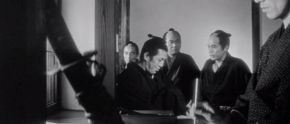 Samouraï, Kihachi Okamoto 1965 Mifune Productions Co. Ltd., Toho Company (6)_saveur