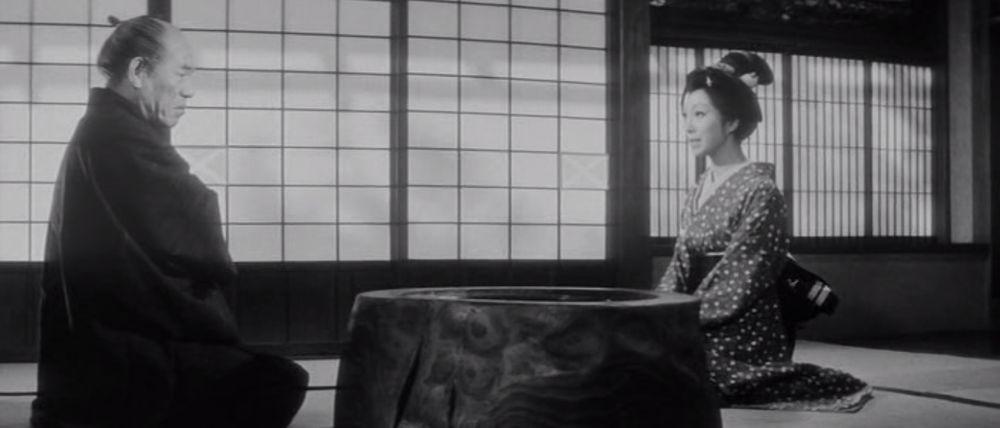 Samouraï, Kihachi Okamoto 1965 Mifune Productions Co. Ltd., Toho Company (8)_saveur