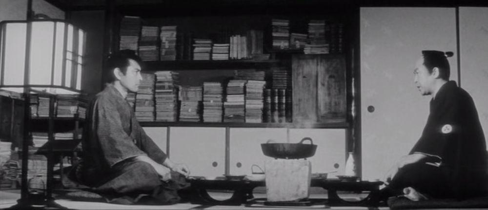 Samouraï, Kihachi Okamoto 1965 Mifune Productions Co. Ltd., Toho Company (9)_saveur