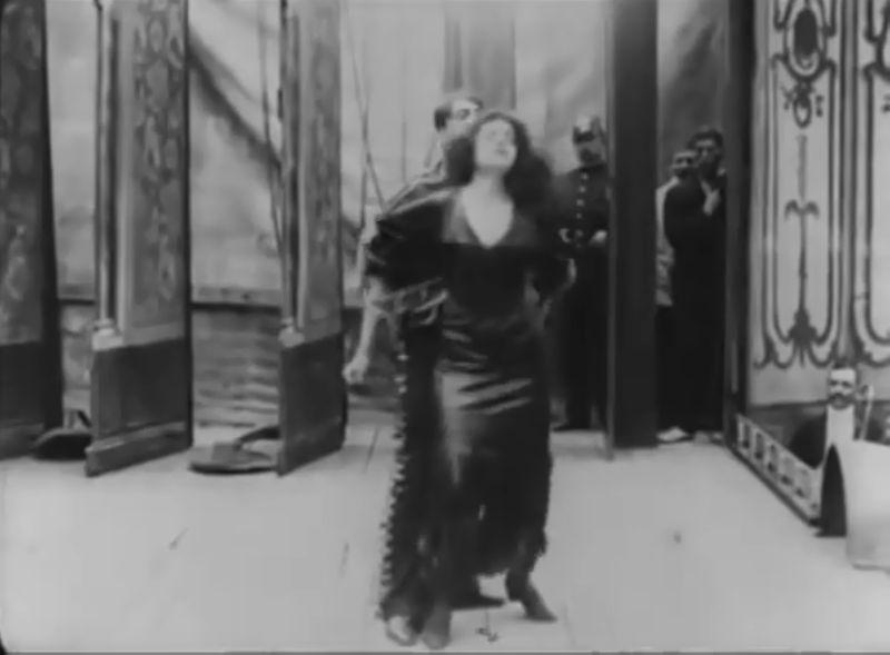 L'Abysse, Asta Nielsen, Urban Gad 1910 Afgrunden Kosmorama (1)_saveur