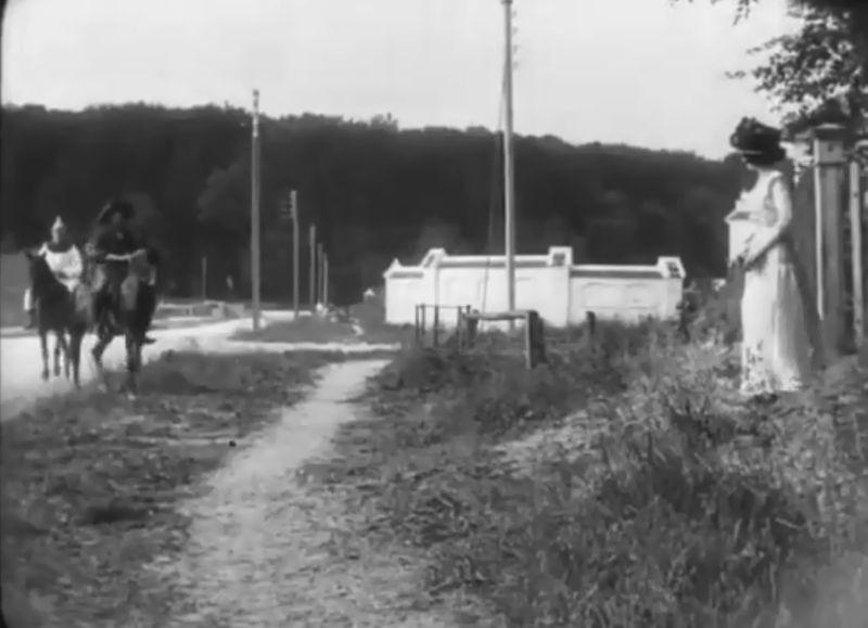 L'Abysse, Asta Nielsen, Urban Gad 1910 Afgrunden Kosmorama (3)_saveur
