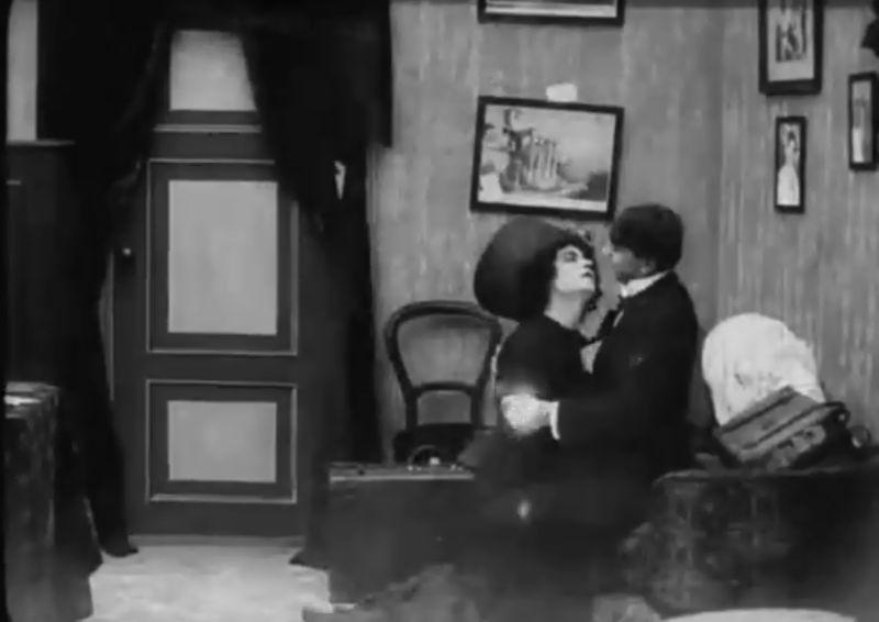 L'Abysse, Asta Nielsen, Urban Gad 1910 Afgrunden Kosmorama (4)_saveur