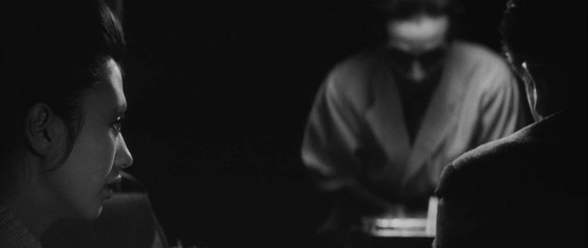 Fleur pâle, Masahiro Shinoda 1964 Pale Flower Kawaita hana Bungei Production Ninjin Club, Shochiku (7)