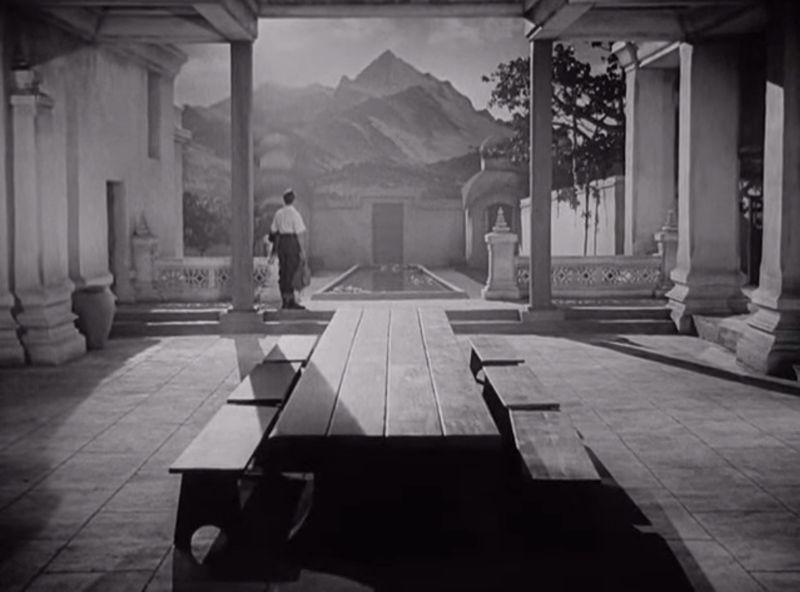 Le Fil du rasoir, Edmund Goulding 1946 The Razor's Edge Twentieth Century Fox (1)_saveur