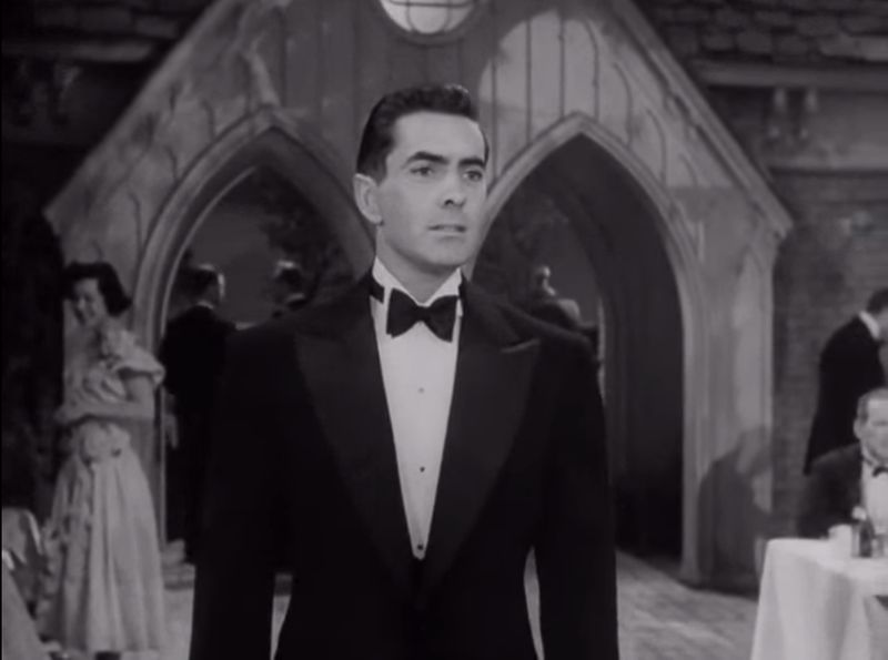 Le Fil du rasoir, Edmund Goulding 1946 The Razor's Edge Twentieth Century Fox (2)_saveur
