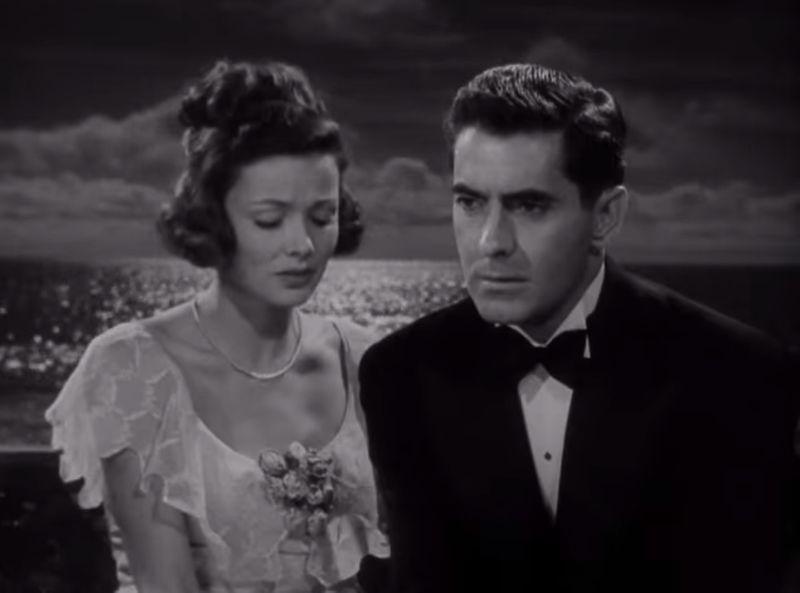 Le Fil du rasoir, Edmund Goulding 1946 The Razor's Edge Twentieth Century Fox (3)_saveur
