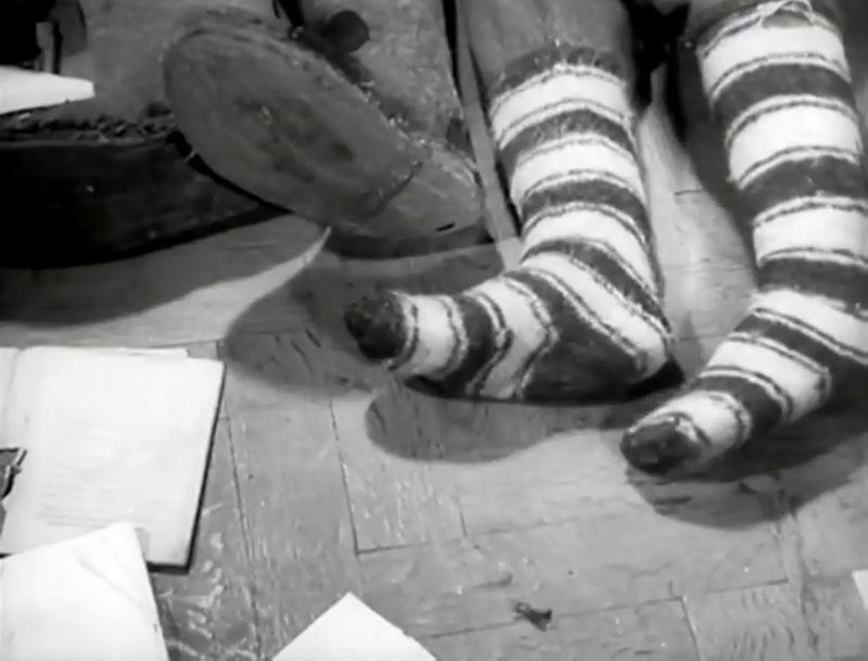 La Jeune Fille au carton à chapeau, Boris Barnet 1927 Devushka s korobkoy Mezhrabpom-Rus (11)_saveur