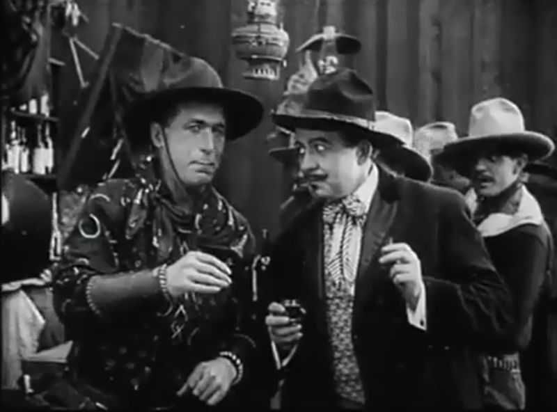 Le Justicier, Charles Swickard 1916 Hell's Hinges Kay-Bee Pictures, New York Motion Picture (1)_saveur