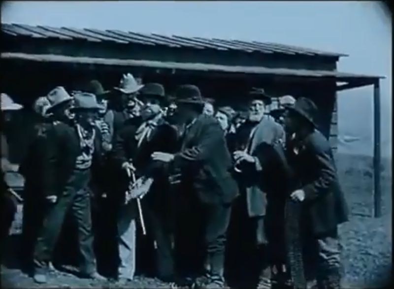 Le Justicier, Charles Swickard 1916 Hell's Hinges Kay-Bee Pictures, New York Motion Picture (3)_saveur