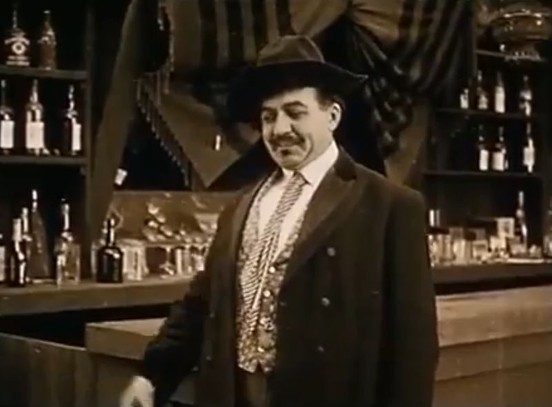 Le Justicier, Charles Swickard 1916 Hell's Hinges Kay-Bee Pictures, New York Motion Picture (4)_saveur
