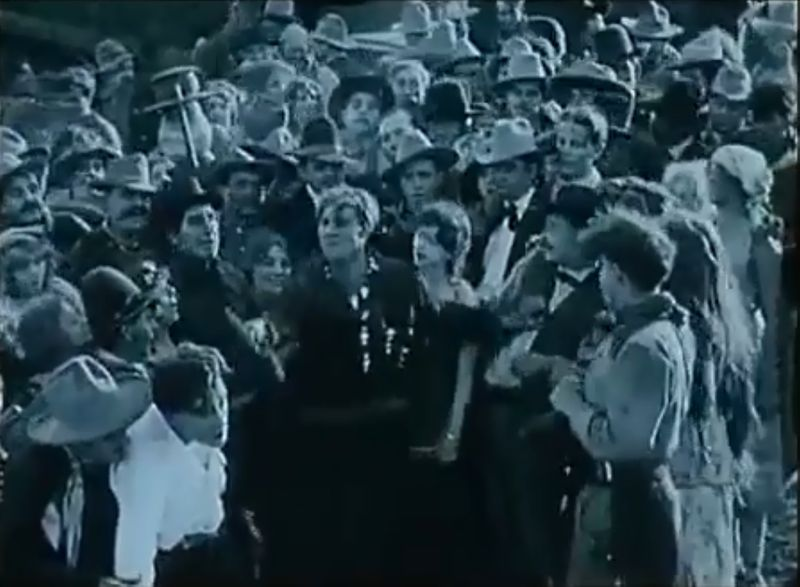Le Justicier, Charles Swickard 1916 Hell's Hinges Kay-Bee Pictures, New York Motion Picture (5)_saveur
