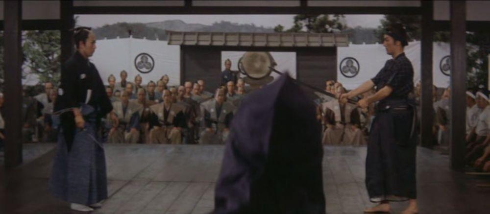 Tuer ! Kenji Misumi 1962 Kiru Daiei (4)_saveur