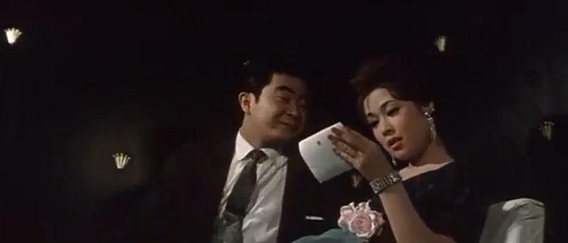 Testaments de femmes, Yasuzô Masumura, Kon Ichikawa et Kôzaburô Yoshimura 1960 Jokyo Daiei Studios (2)_saveur