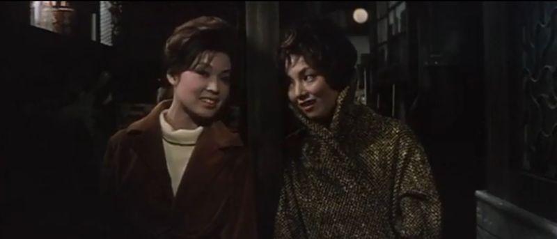 Testaments de femmes, Yasuzô Masumura, Kon Ichikawa et Kôzaburô Yoshimura 1960 Jokyo Daiei Studios (6)_saveur