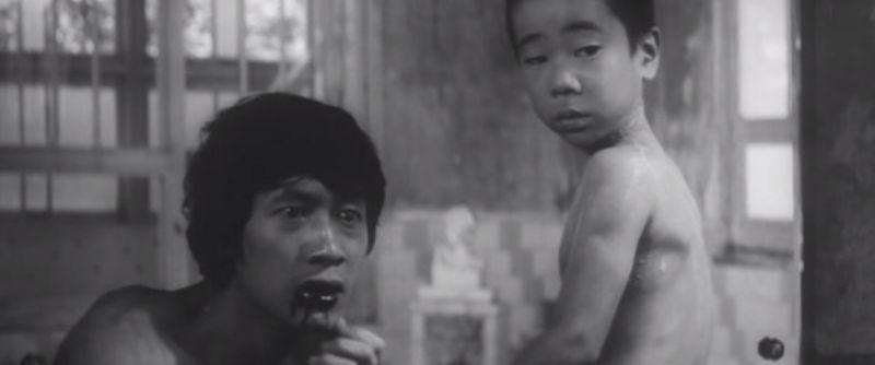 Histoire écrite sur l'eau, Yoshishige Yoshida 1965 Mizu de kakareta monogatari A Story Written with Water Chunichi Eigasha (3)_s