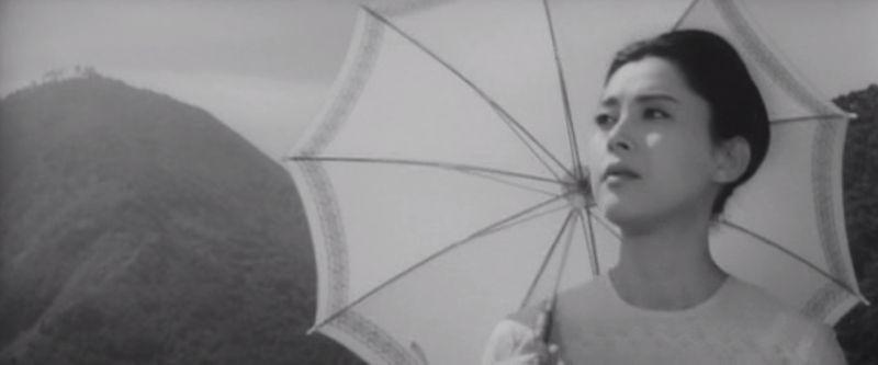 Histoire écrite sur l'eau, Yoshishige Yoshida 1965 Mizu de kakareta monogatari A Story Written with Water Chunichi Eigasha (5)_s