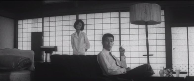 Histoire écrite sur l'eau, Yoshishige Yoshida 1965 Mizu de kakareta monogatari A Story Written with Water Chunichi Eigasha (6)_s