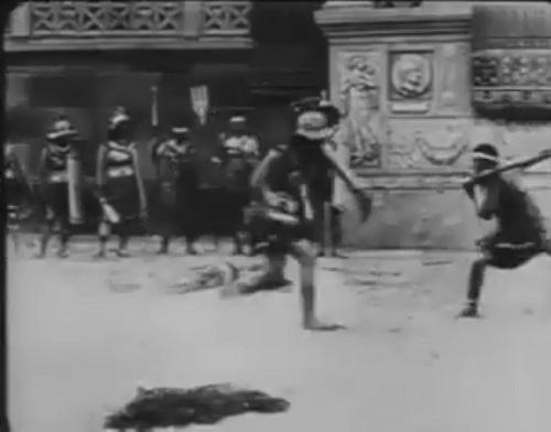 Quo Vadis, Enrico Guazzoni 1913 Società Italiana Cines (1)