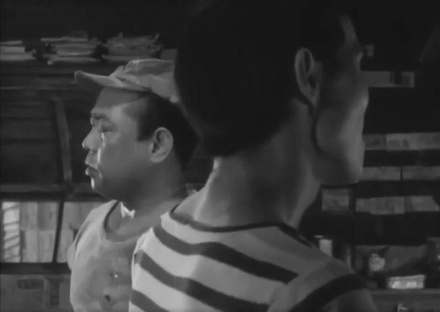 Dobu, Kaneto Shindô 1954 Kindai Eiga Kyokai (1)_