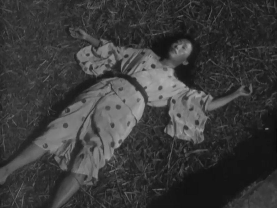 Dobu, Kaneto Shindô 1954 Kindai Eiga Kyokai (6)_