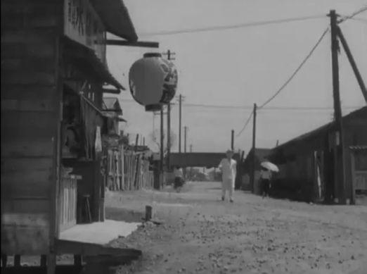 Dobu, Kaneto Shindô 1954 Kindai Eiga Kyokai (7)_