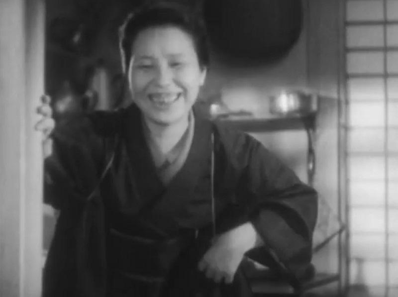 Chôko Iida Yaé, la petite voisine, Yasujirô Shimazu Tonari no Yae-chan 1934 Shochiku