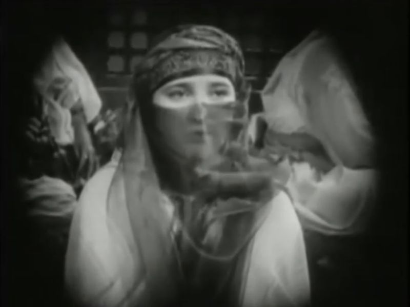 Le Cheik, George Melford 1921 The Sheik Paramount Pictures (4)_