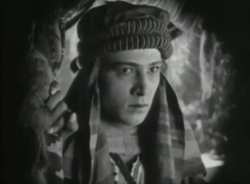 Le Cheik, George Melford 1921 The Sheik Paramount Pictures (7)_