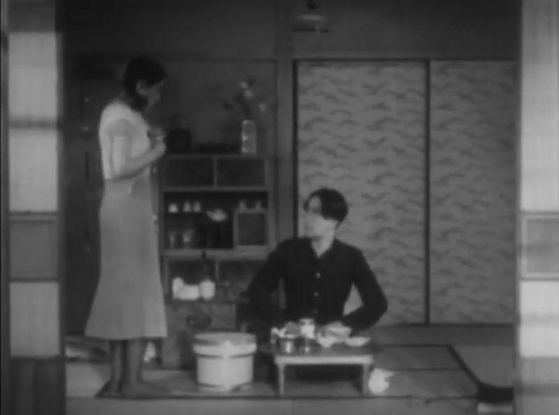 Yaé, la petite voisine, Yasujirô Shimazu Tonari no Yae-chan 1934 Shochiku (2)_