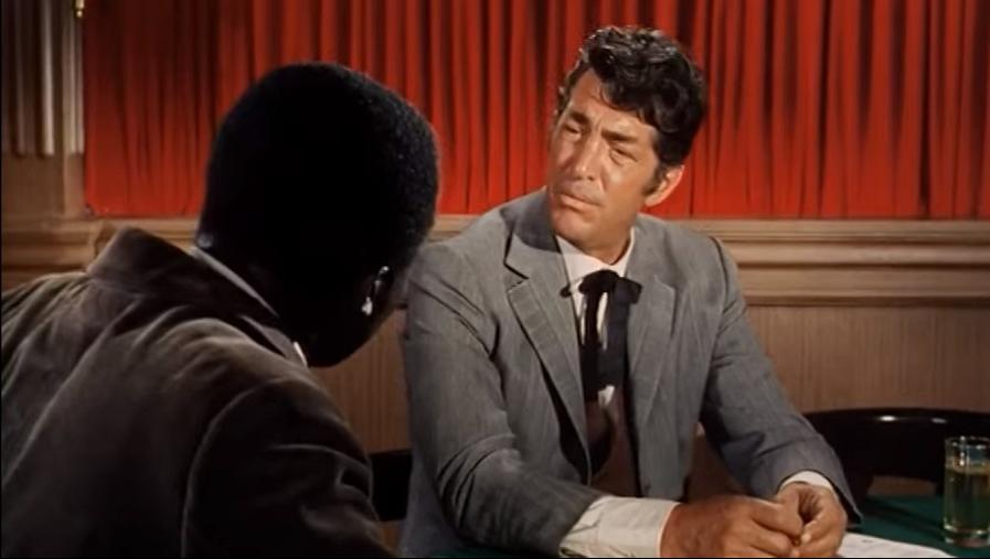 Cinq Cartes à abattre, Henry Hathaway 1968 5 Card Stud Hal Wallis Productions, Paramount Pictures Corporation, Wallis-Hazen (4)