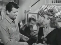 La Belle du Montana, Allan Dwan 1951 Belle Le Grand Republic Pictures (2)