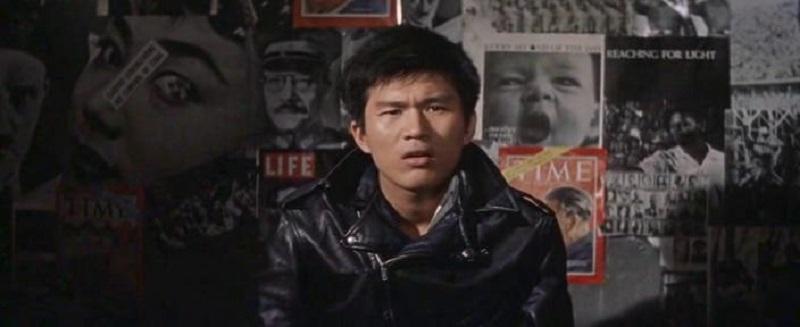 Jeunesse en furie, Masahiro Shinoda 1960 Dry Lake Kawaita mizuumi Shochiku (2)