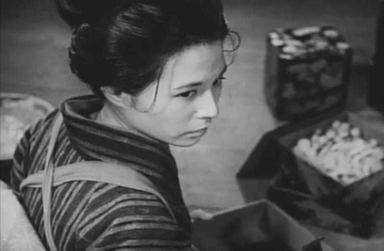 Destins de femmes, Tadashi Imai 1953 Nigorie Bungakuza, Shinseiki Productions (8)