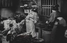 Destins de femmes, Tadashi Imai 1953 Nigorie Bungakuza, Shinseiki Productions (9)