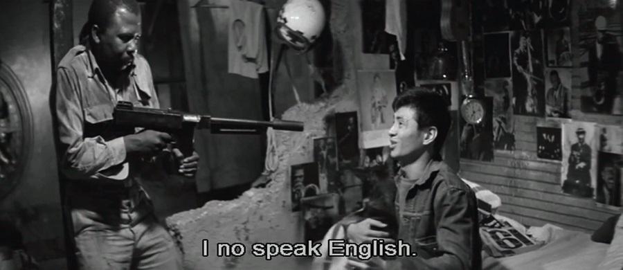 Black Sun, Koreyoshi Kurahara 1964 Le Soleil noir, Kuroi taiyô Nikkatsu (2)