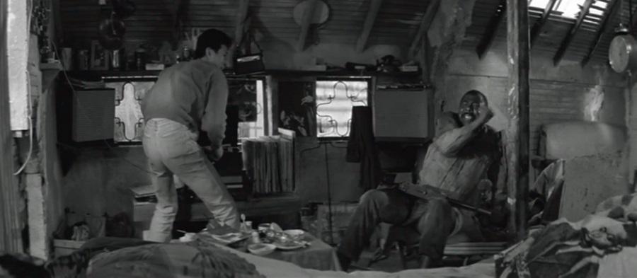Black Sun, Koreyoshi Kurahara 1964 Le Soleil noir, Kuroi taiyô Nikkatsu (3)
