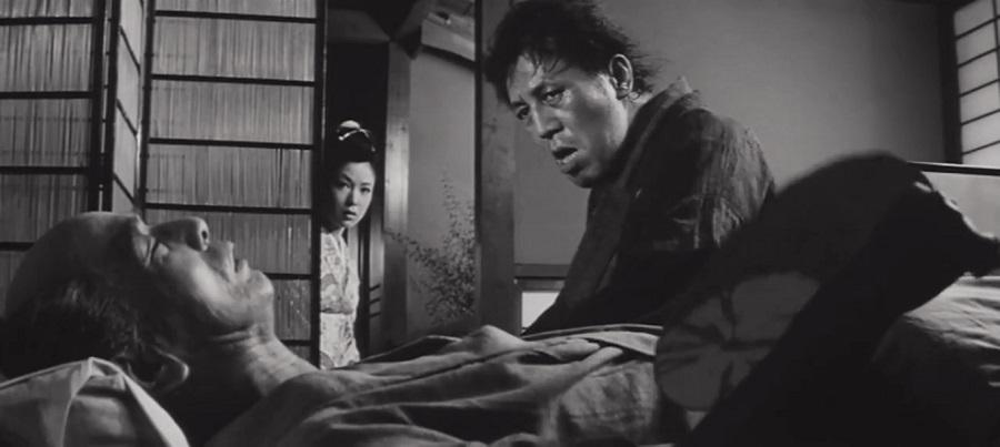 La Femme du docteur Hanaoka, Yasuzô Masumura 1967 Hanaoka Seishû no tsuma, The Wife of Seishu Hanaoka Daiei (1)